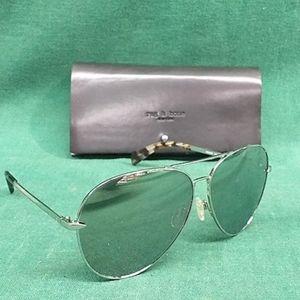 Rag & Bone Sunglasses With Case